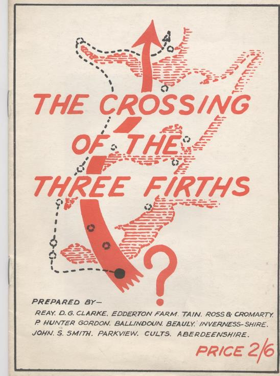 The Crossings of the Three Firths