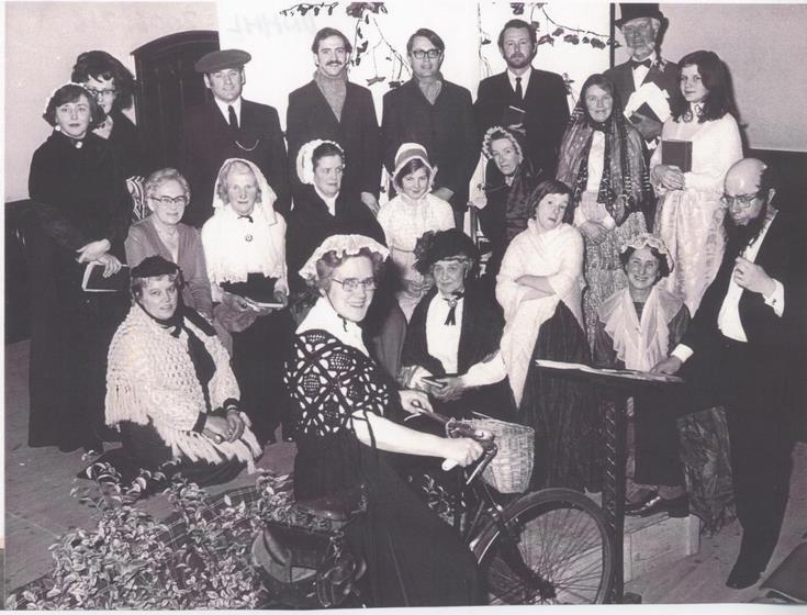 Dornoch Cathedral Concert 1979