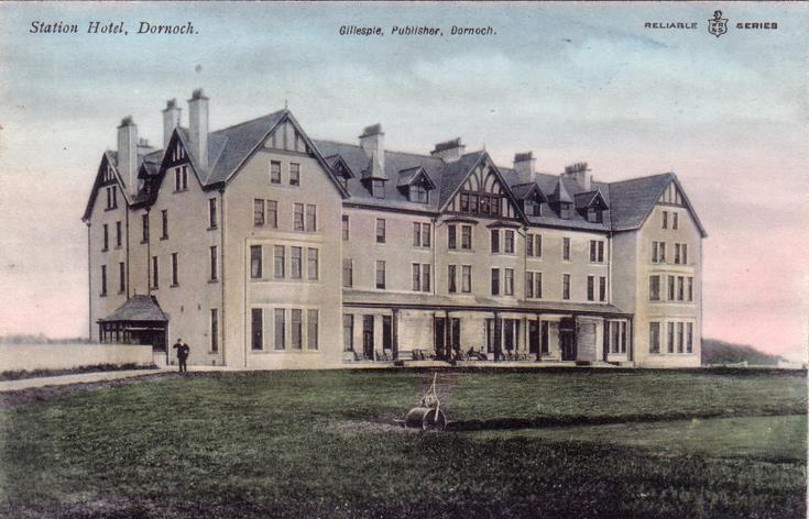 Station Hotel Dornoch