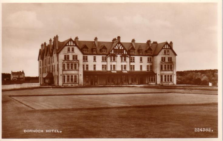 Dornoch Hotel, Dornoch