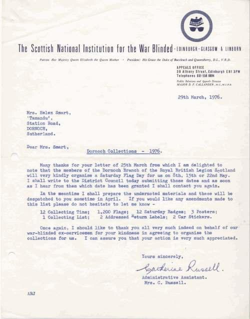 Scottish National Institution for War Blinded