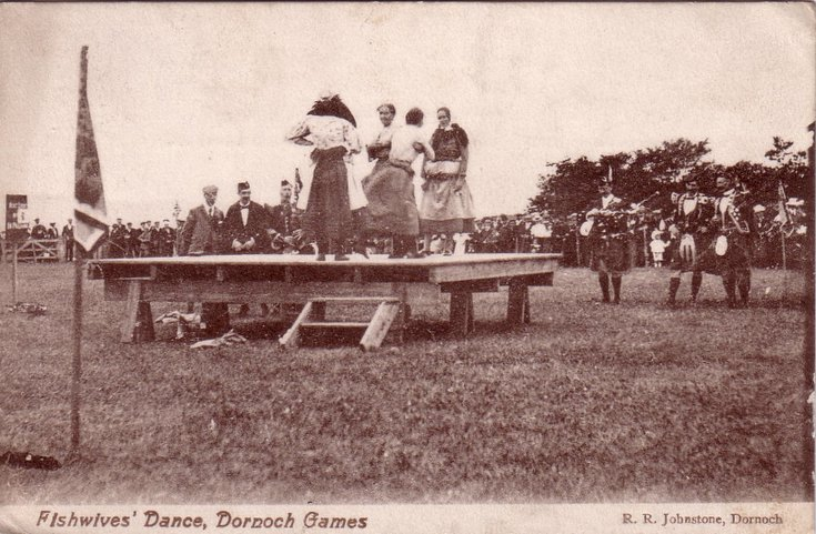 Fishwives' Dance, Dornoch Games