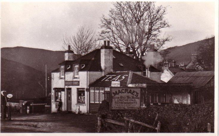 Spinningdale ~ Macrae's Tea Room