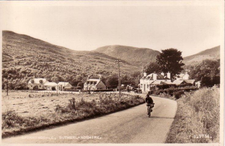 Spinningdale, Sutherland