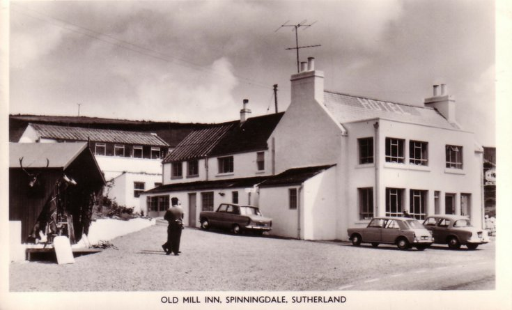 Spinningdale ~ The Old Mill Inn