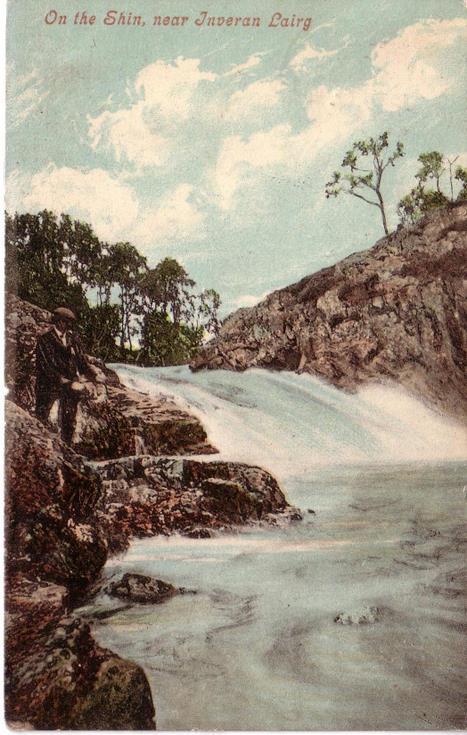 Falls of Shin, Sutherland