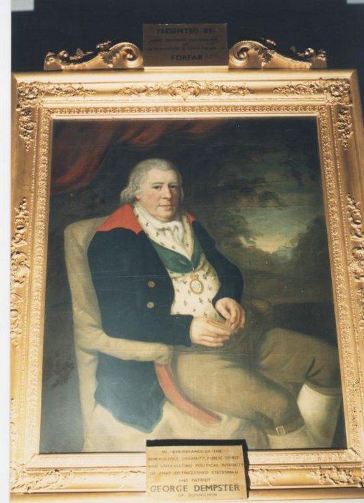George Dempster Portrait 1800