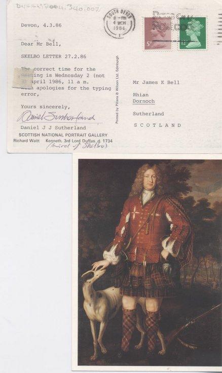 Lord Duffus