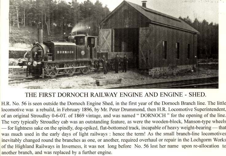 Dornoch Light Railway