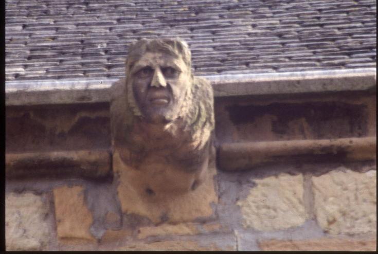 Dornoch Cathedral ~ Gargoyles