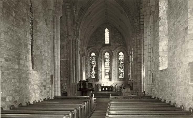 Dornoch Cathedral east end