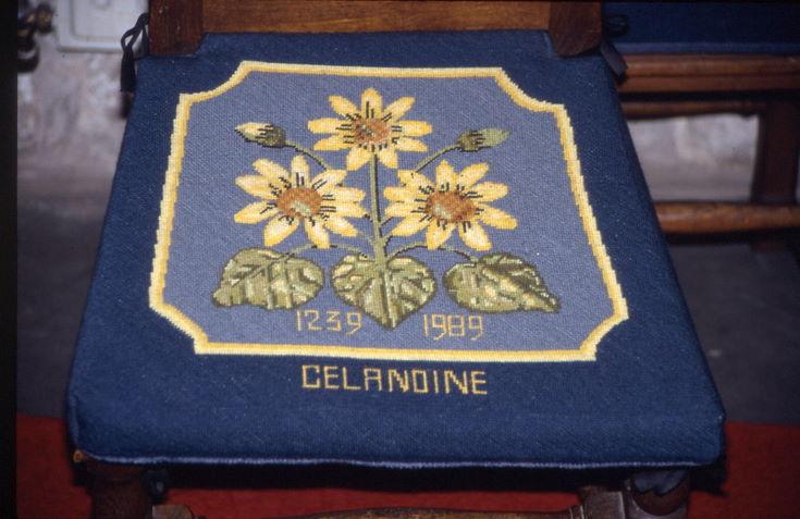 Dornoch Cathedral ~ Cushions