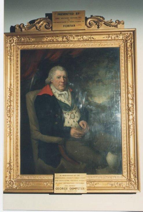 George Dempster Portrait