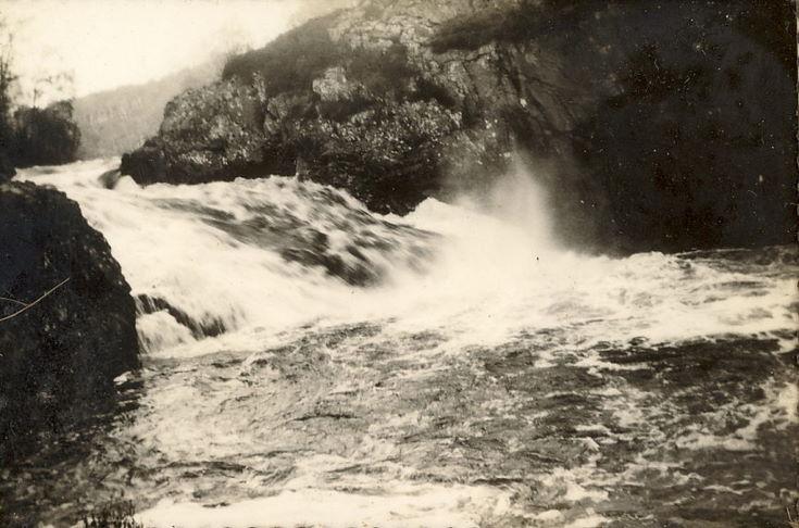 Falls of Shin ~ Winter 1935