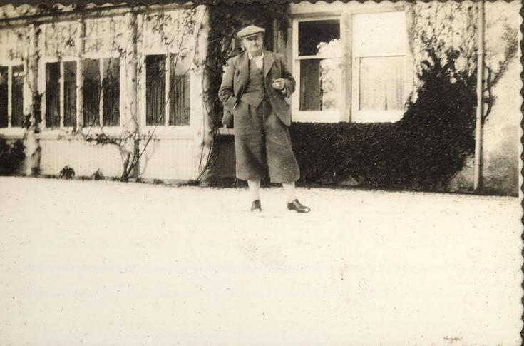 Thomas Hardie at Clashmore