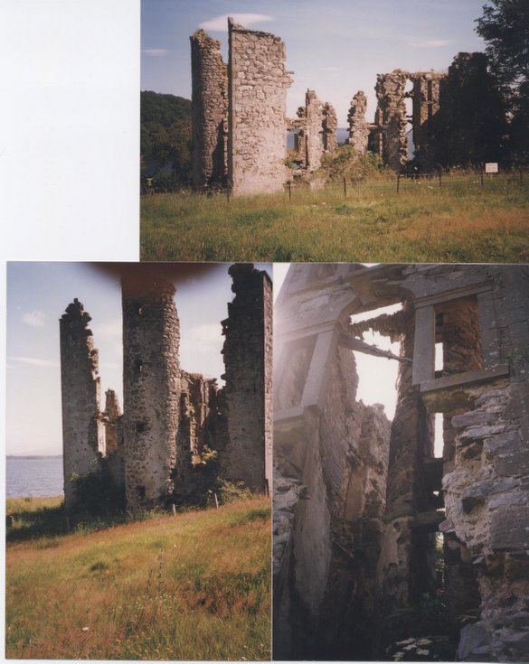 Spinningdale Mill Ruins