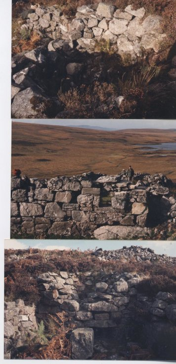Strath Laro archaeology walk 1986