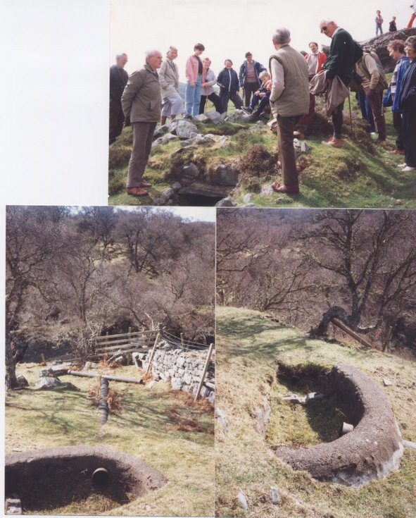 Torboll Farm field trip 1990