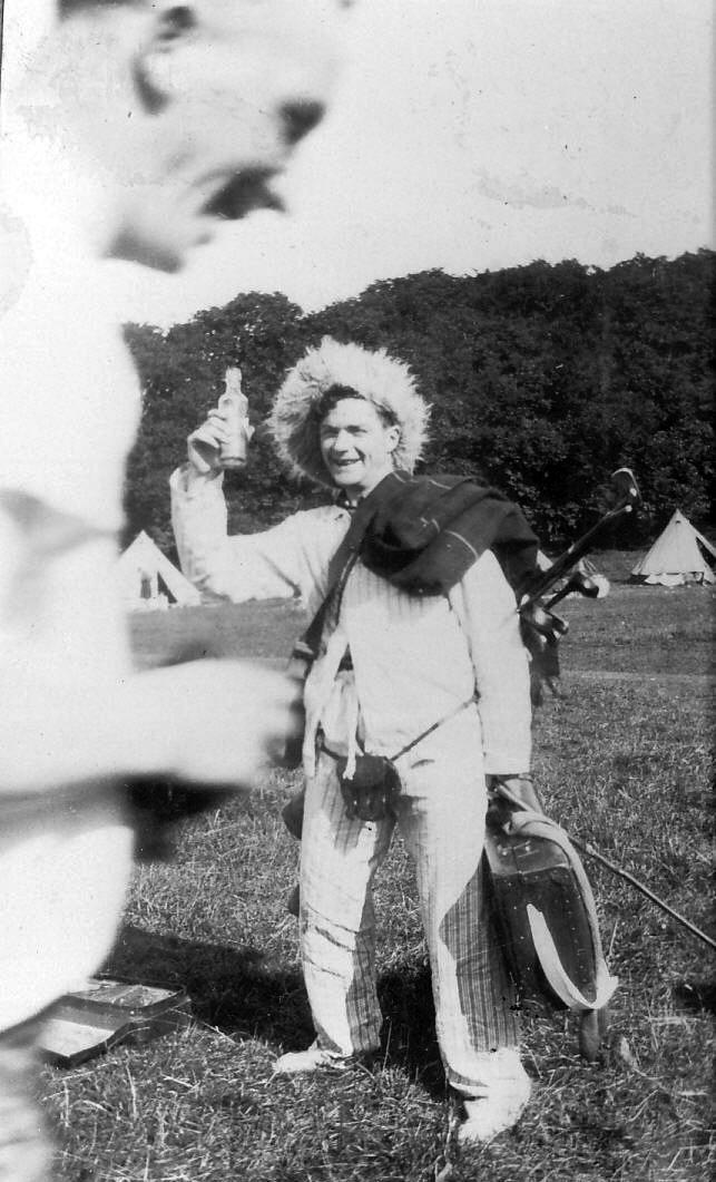 Scout camp 1928