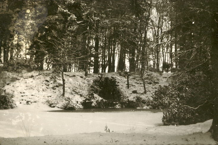 The Pond at East Lodge, Skibo