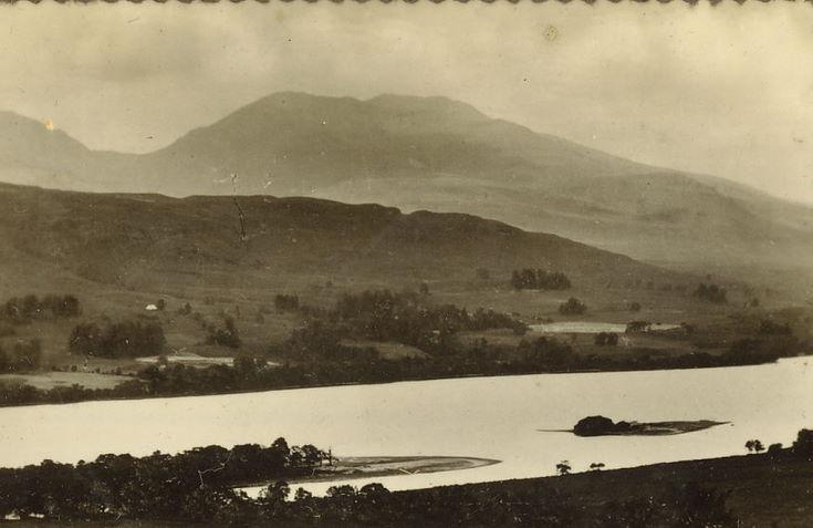 Loch Scene ~ Migdale ?