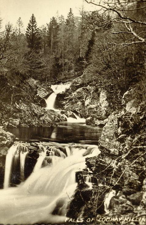 Falls of Lochay, Killin