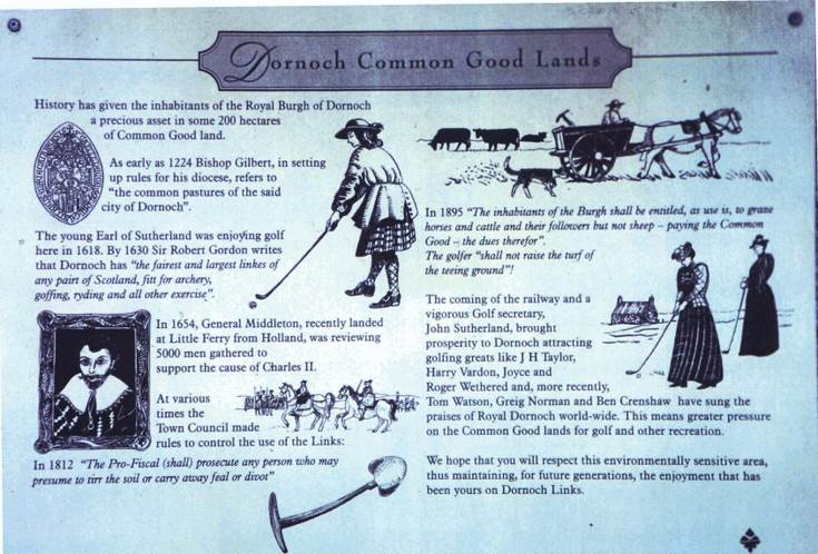 Dornoch Common Lands