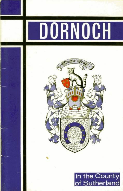 Guidebook to Dornoch 1969