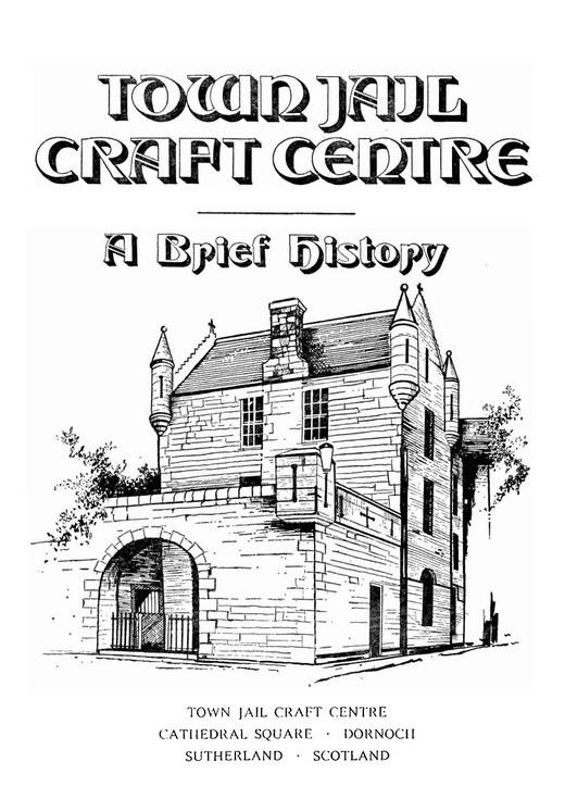 Town Jail Craft Centre 1950