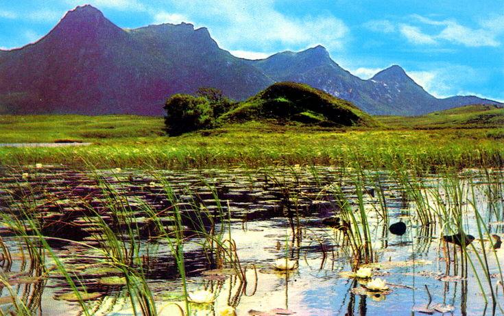 Ben Loyal, near Tongue, Sutherland