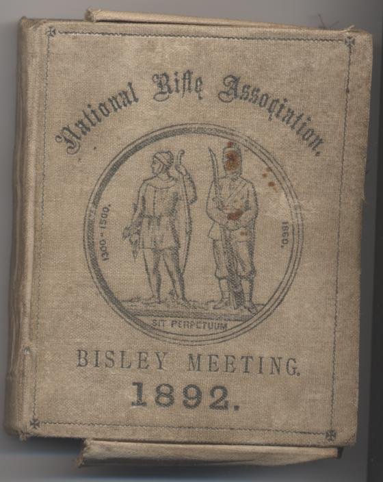 NRA Bisley Meeting 1892