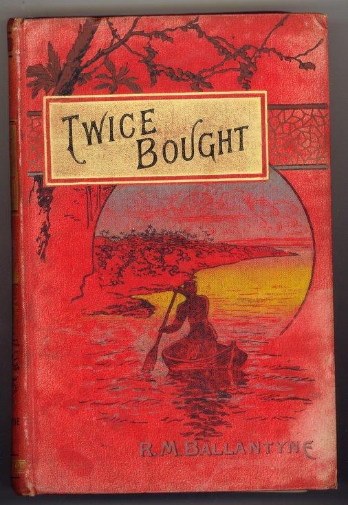 School Attendance award - Book 'Twice Bought'