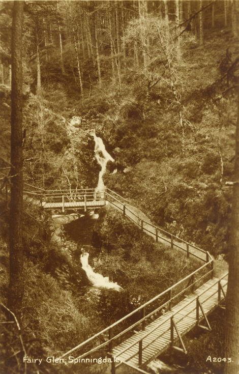 Fairy Glen, Spinningdale
