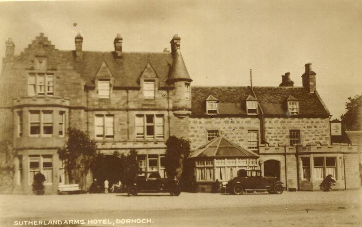 Sutherland Arms Hotel Dornoch