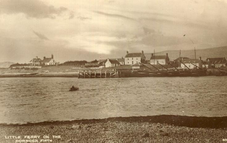Lttle Ferry on the Dornoch Firth