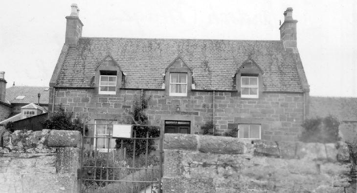 'Ardock Cottage Struie Cottage'.