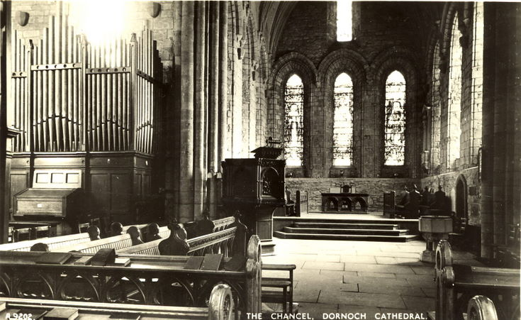 The Chancel, Dornoch Cathedral