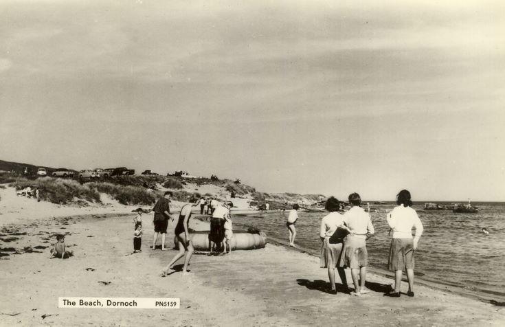 The Beach, Dornoch