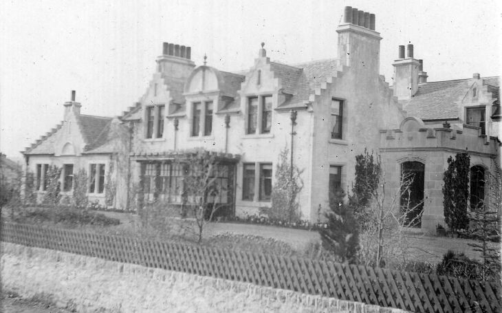 Skibo Estate Office and Clashmore House
