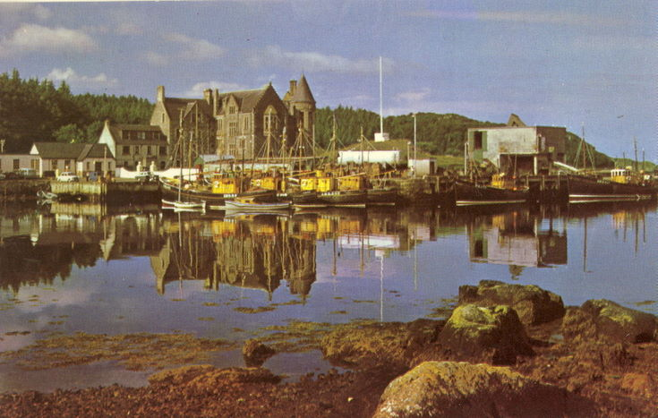 The Harbour & Culag Hotel, Lochinver