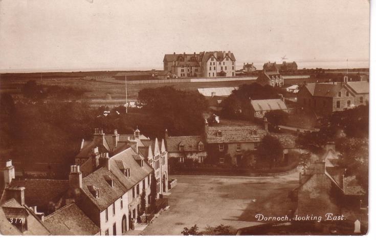 Dornoch looking east