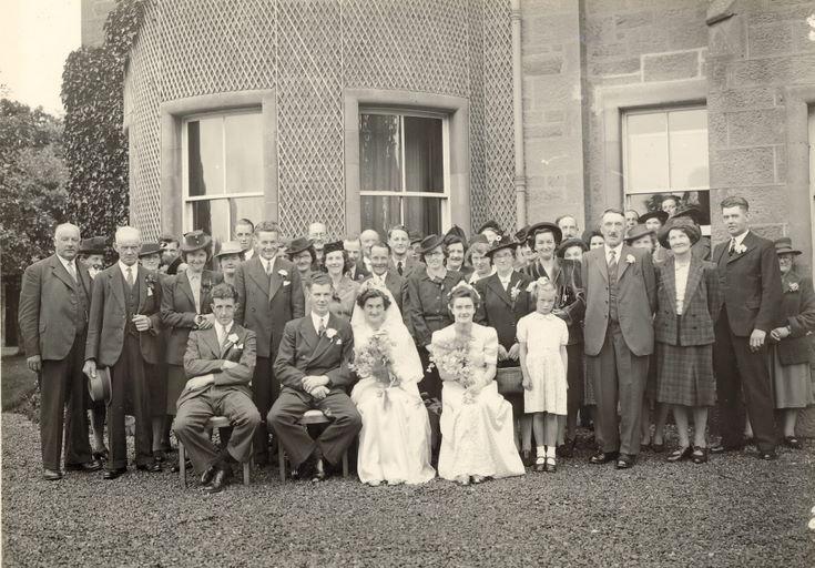 Wedding Photograph 1930