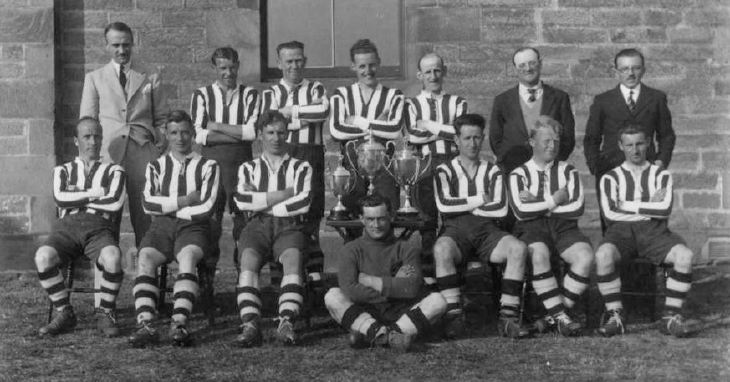 Dornoch Football team 1937