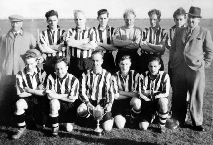 Dornoch Football Team 1953