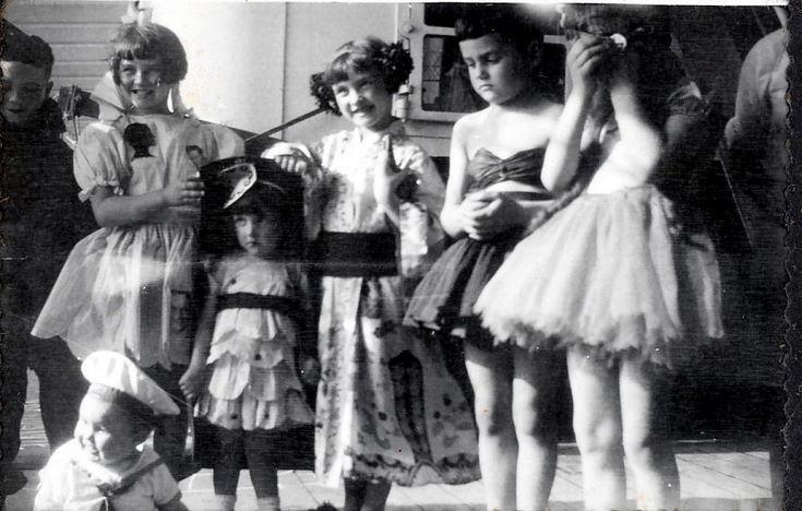 Children's Fancy-Dress Winners