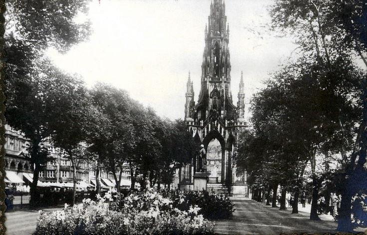 Views of Edinburgh ~ Scott Monument