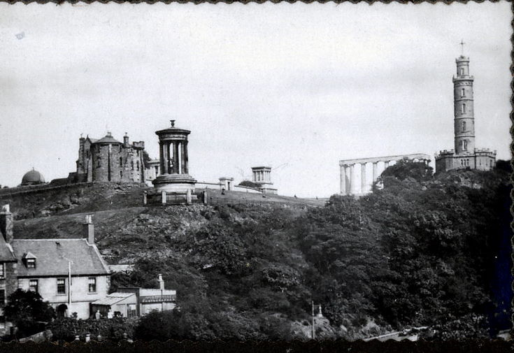 Views of Edinburgh ~ Calton Hill
