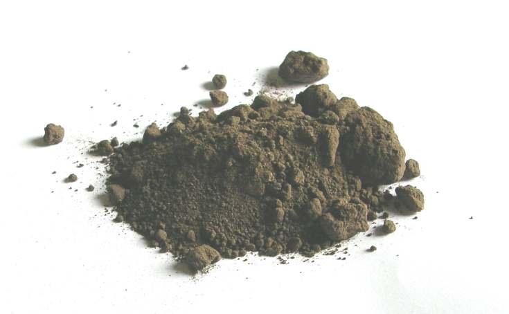 Soil sample from Cyderhall souterrain