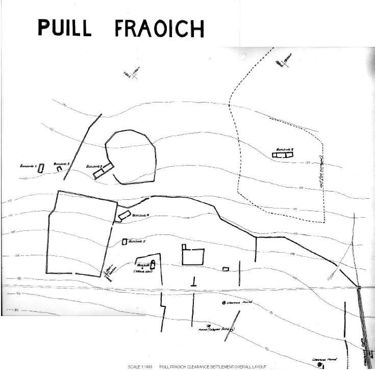 Strath Laro Puill Fraoich settlement