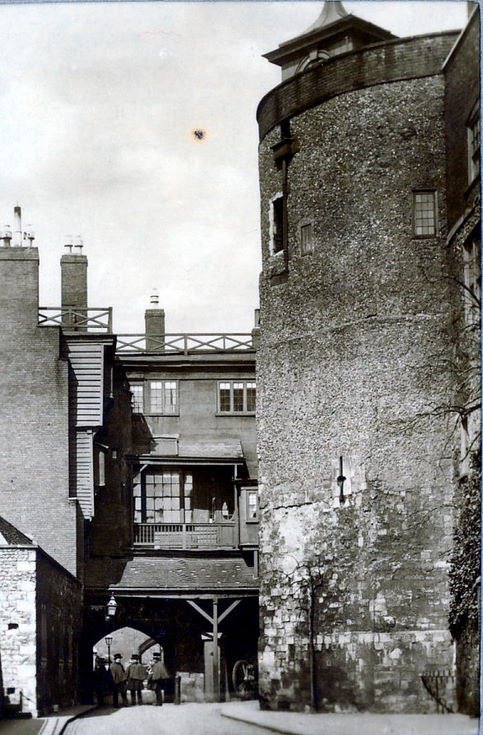 Bell Tower and Byward ~ Tower of London